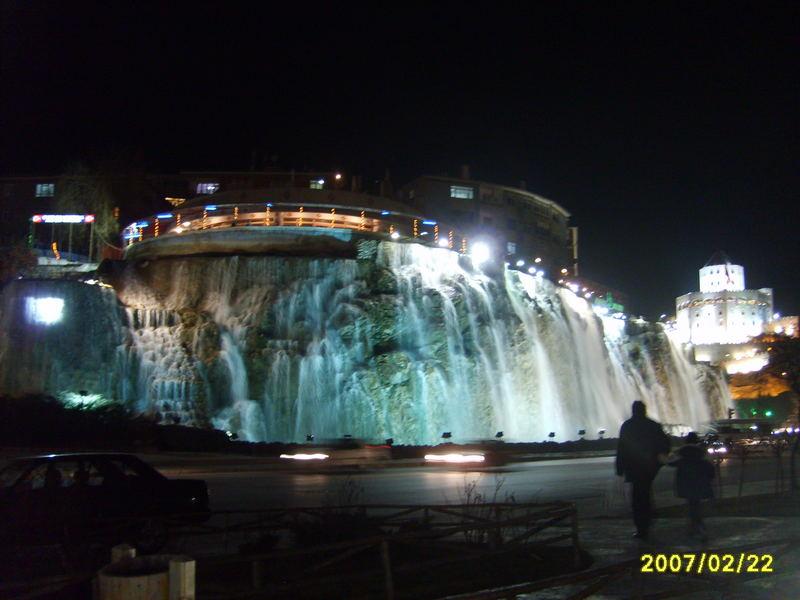 cascade in ankara
