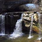 Cascade Park Waterfall