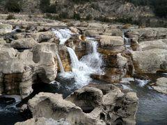 cascades du Sautadet cet après midi ......