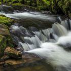 *Cascades of Fowey River*