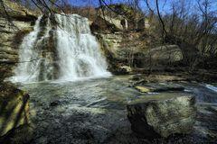 cascata dell'Alferello.