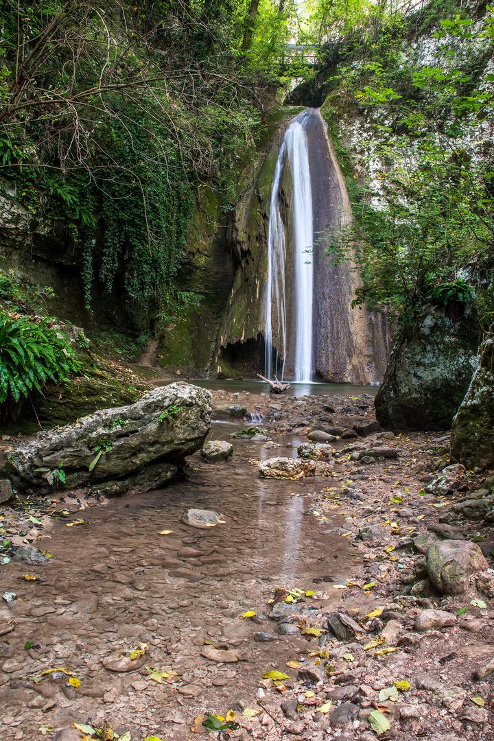 Cascata Spolverona
