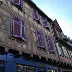 Case a graticcio a Colmar, Francia