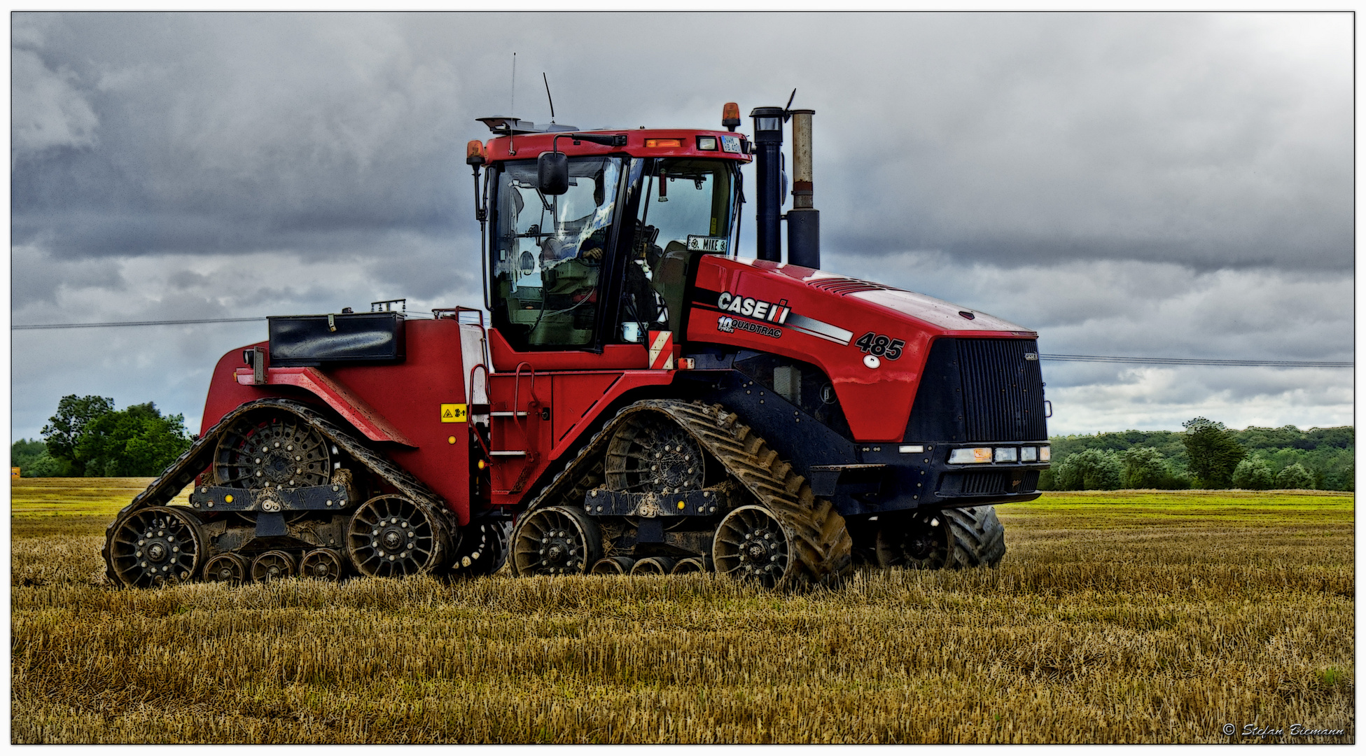 Case IH Quadtrac 485