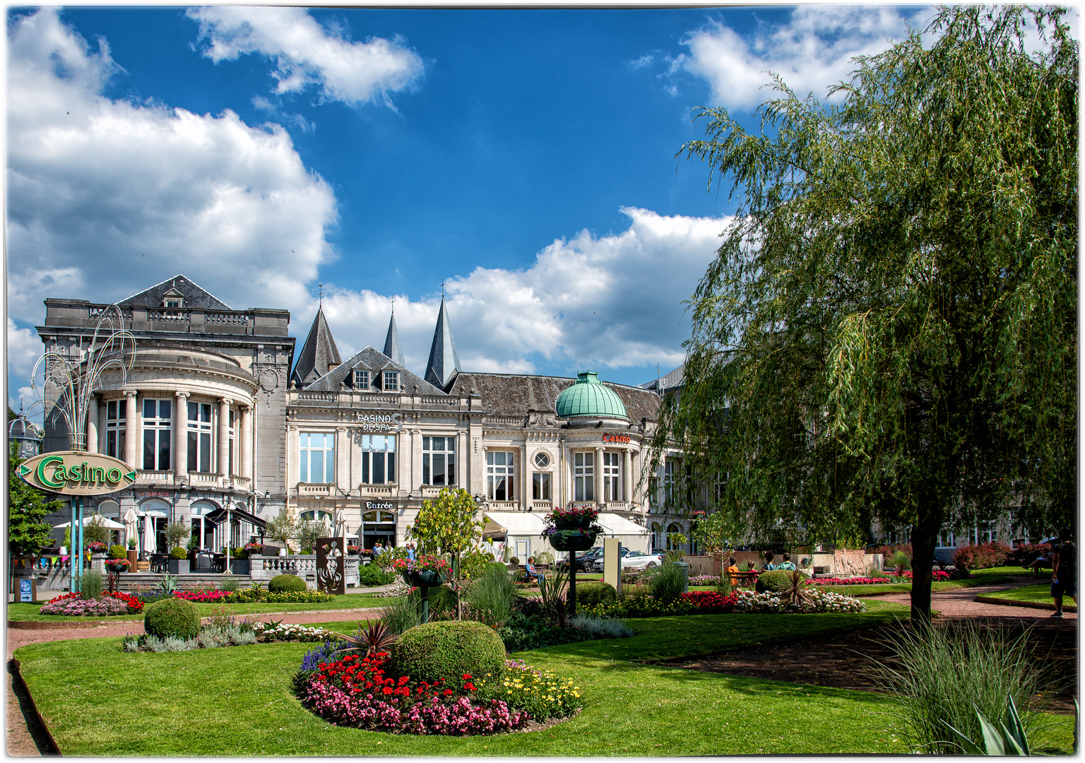Casino Spa Belgien