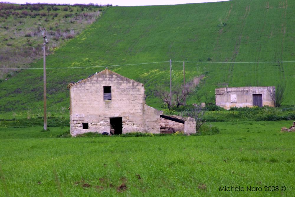 Casolare abbandonato
