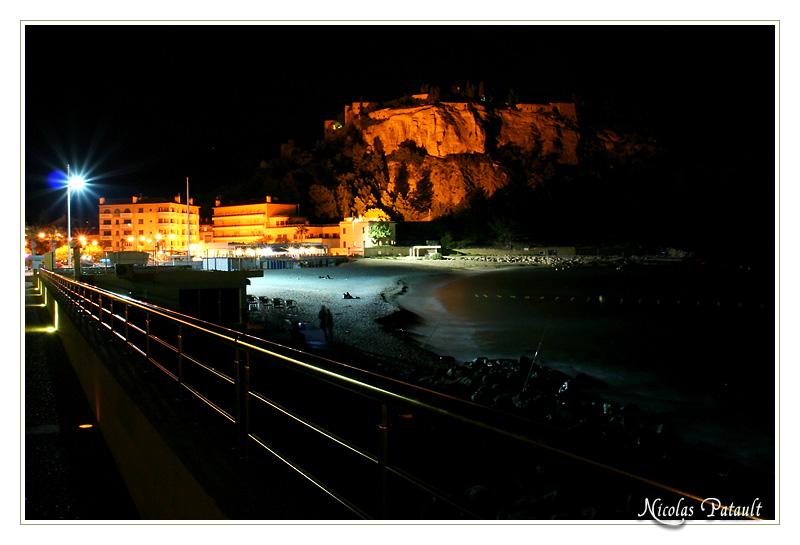 Cassis La Nuit Photo Et Image Architecture Paysages Urbains