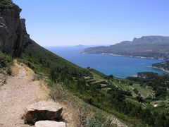 Cassis - Route de Cretes