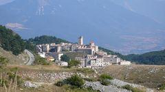 Castel del Monte -Abruzzen