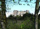 Castel Madruzzo dal bosco