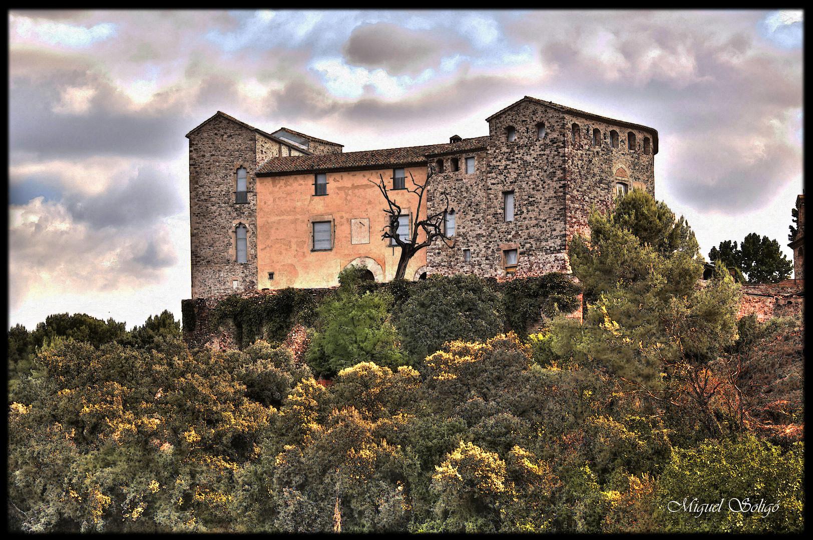 Castell de Sentmenat (Barcelona)