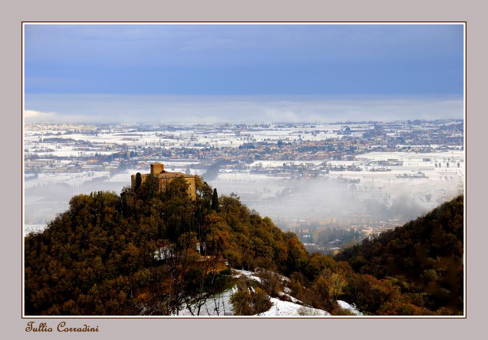 ...castello del Bianello..Quattro Castella .. .Reggio E.