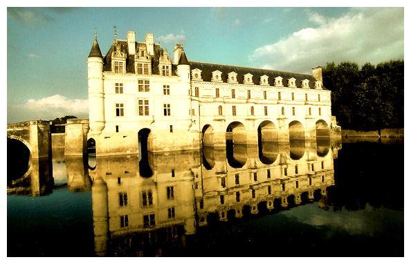 Castello di Chenonceau - Loira -