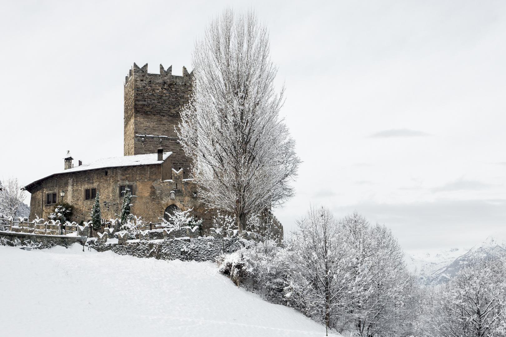 Castello di Gressan