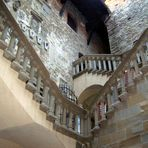 Castello di Poppi - interno/1
