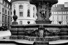 Castello di Praga, fontana