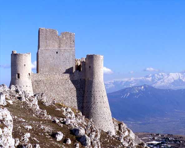 Castello di Rocca Calascio (ITA)