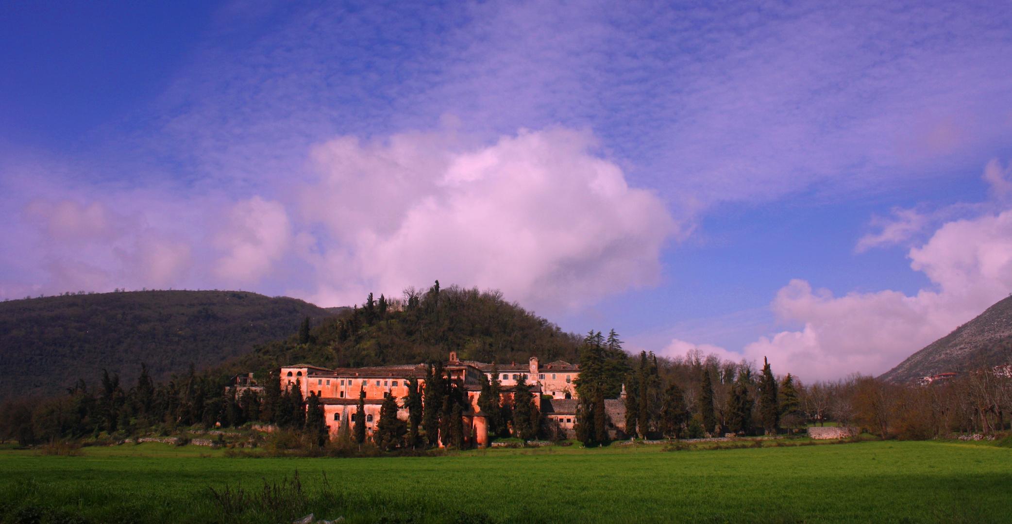 castello di tecchiena