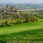 Castello di Torrechiara - hdr