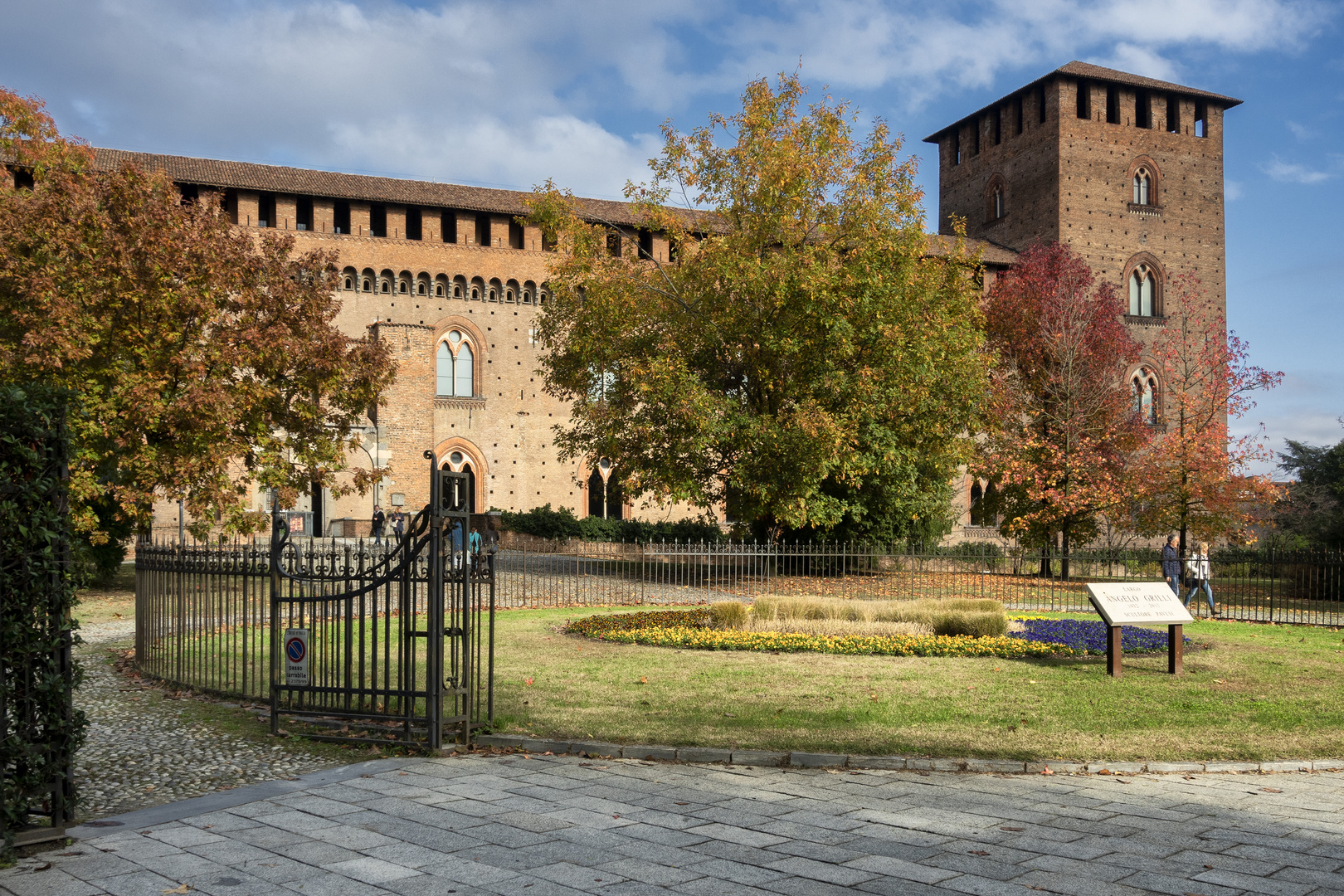 Castello Visconteo di Pavia