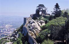 Castelo do Mouros in Sintra