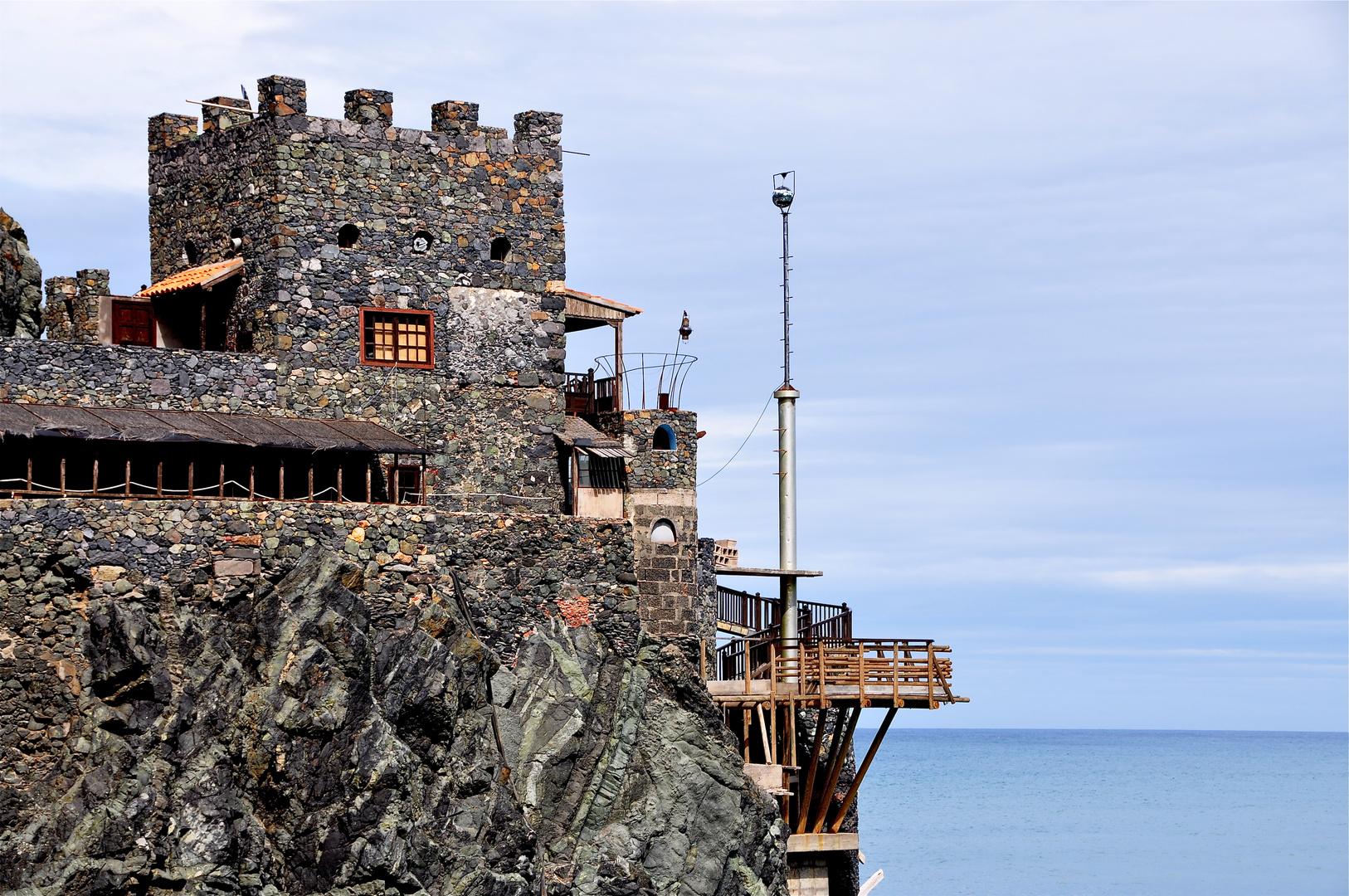 Castillo auf La Gomera