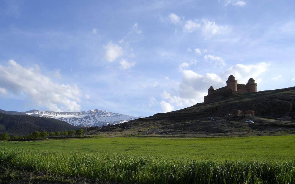 Castillo de La Calahorra ( Granada ) 2