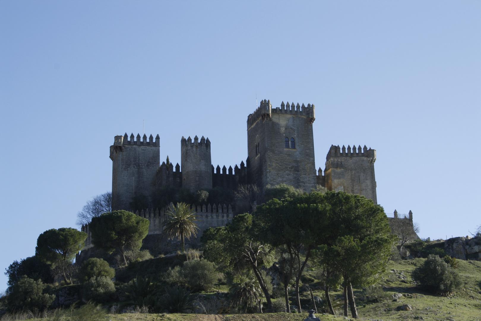 Castillo de La Floresta