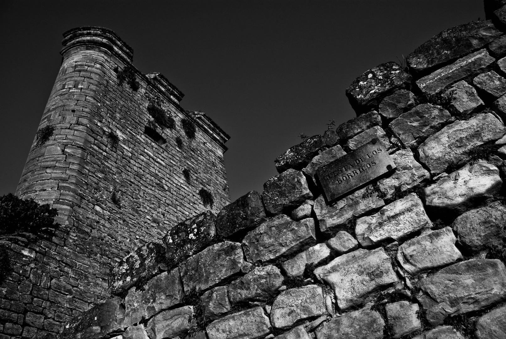 Castillo de Sabiote I
