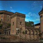 Castillo de Santa perpétua (Barcelona)