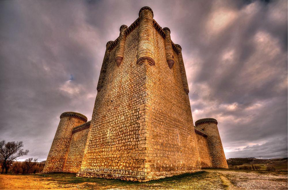 Resultado de imagen de castillo torrelobaton