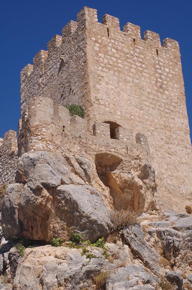 castillo de zueros