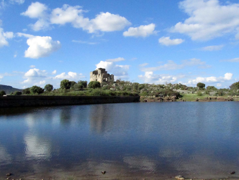 Castillo en ruinas