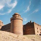 Castillo fuera de Castilla
