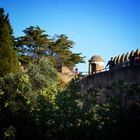 Castillo Gibralfaro.