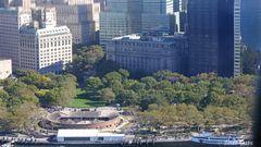 Castle Clinton und Battery Park