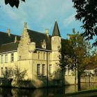Castle 'Cortewalle' at Beveren (Belgium)