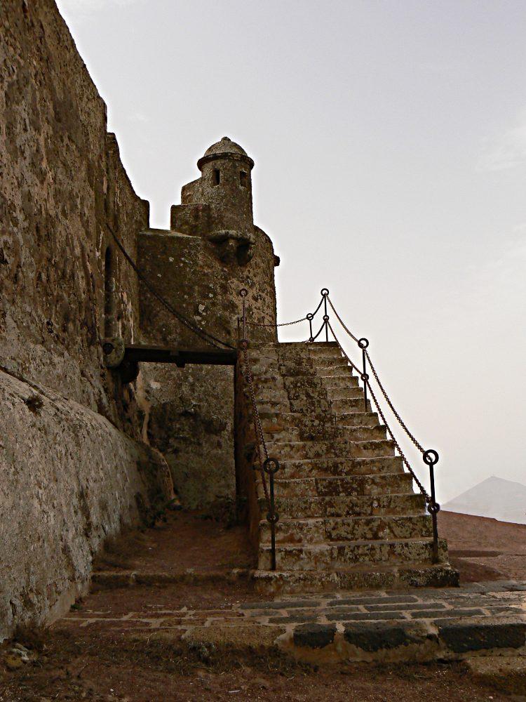 Castle de Guanapay 4