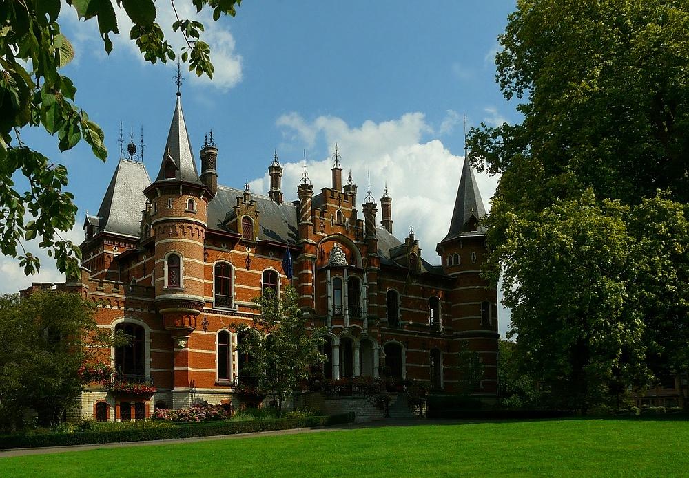 Castle Hoeilaart (Belgium)