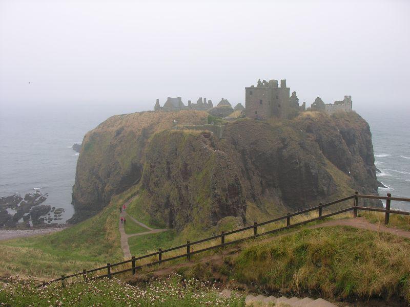 Castle im Nebel II