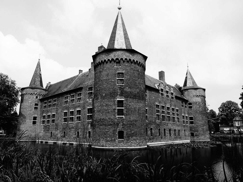 Castle in Helmond, The Netherlands