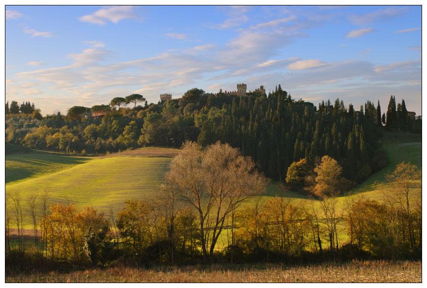 Castle of Oliveto