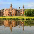 Castle 'Ooidonk' at Bachte-Maria-Leerne (Belgium)