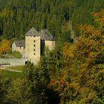 Castle 'Reinhardstein' at Robertville (Belgium)