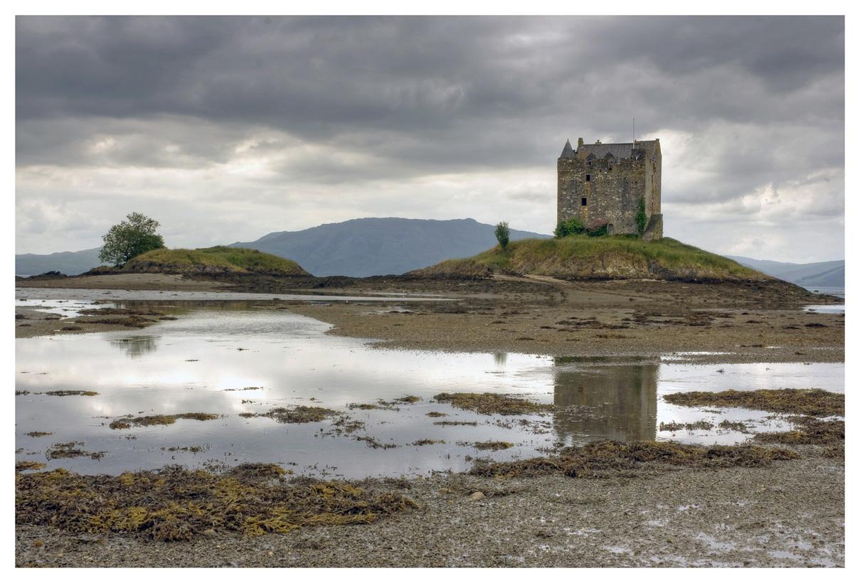 Castle Stalker - Loch Linnhe