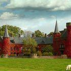 Castle 'Wijnendale' at Torhout (Belgium)