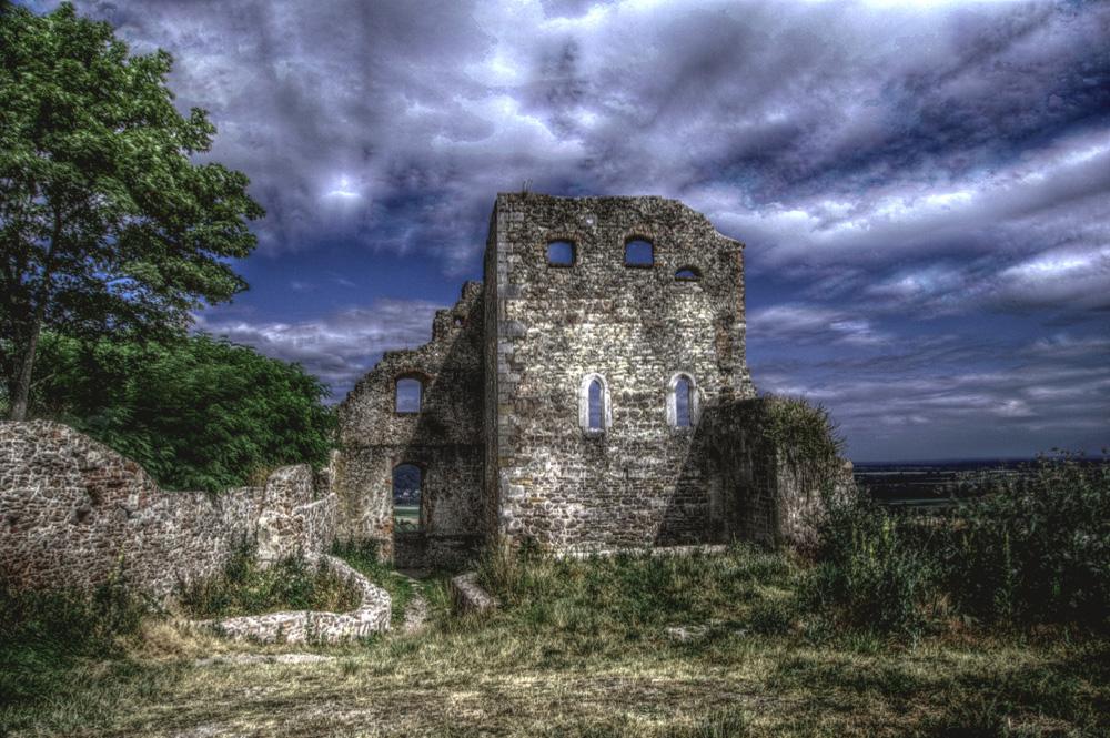 castle Wolfenstein oder HDR die 3.