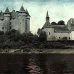 Castles and ghosts.