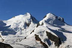 Castor und Pollux die beiden Walliser Bergzwilling