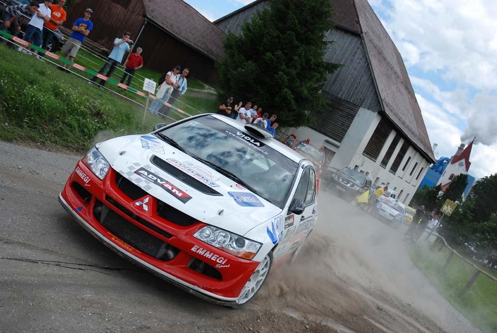 Castrol Rallye 2007